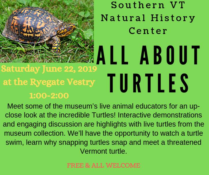 Southern VT Natural History Center