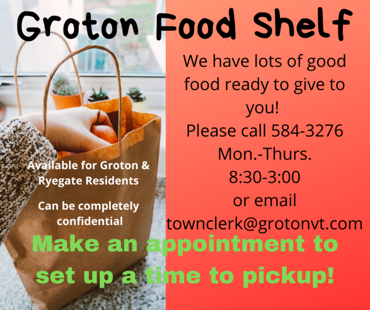 Groton Food Shelf